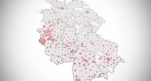 Wir zeigen ihnen auf der karte, in welcher region wie viele fälle registriert worden sind. Coronavirus Karte Deutschlandweite Fallzahlen In Echtzeit Tagesspiegel