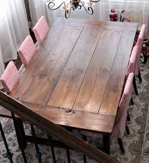 homemade dining chairs beautiful 278 best farm tables images on