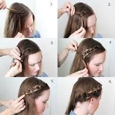 Suivez Nos Pas à Pas De Coiffure Facile Pour Cheveux Mi Long