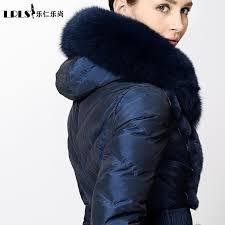 luxury royalcat 2016 winter jacket women down jackets fox fur coats long down coat women s thicken slim outerwear