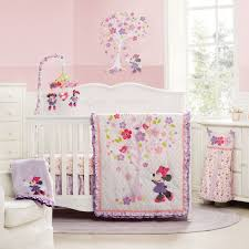 image of small minnie mouse nursery design