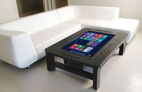 Micrsoft Table Microsoft Windows 8 Touchscreen Coffee Table Coolpile Com