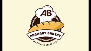 How To Draw Bakery Logo Vintage In Corel Draw Youtube