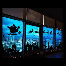 office christmas window best office christmas decorations