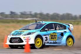 Toute l actu du Championnat d Europe de Rallycross