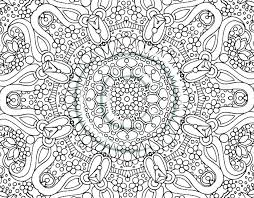 beautiful flower coloring pages flowers colouring big free printable hard really