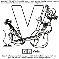 The theme of each letter is from our popular alphabet flash coloring the alphabet is a good way to introduce the youngest learners to letters of the alphabet through an activity they like. Alphabet V Coloring Page Crayola Com