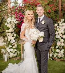 Christina El Moussa on Her 2-in-1 Wedding Dress: