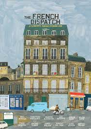 The French Dispatch Wallpapers ...