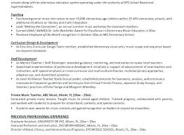 Sample Of A Teacher Resume Teachers Resumes Resume Samples ...