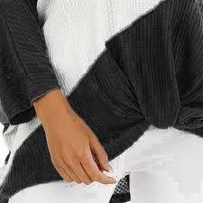 Benficial <b>Autumn Women's Fashion</b> T-Shirt Knit <b>Chiffon</b> Panel Top ...