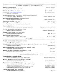 Resume Example For Library Assistant Sidemcicek Com
