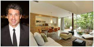 Patrick Dempsey Buys House in Venice Beach - California Home Purchased by Patrick  Dempsey