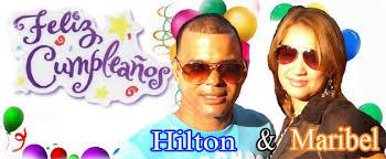 Sosua Online » Feliz cumpleaños Maribel y Hilton