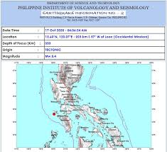 Strongest typhoon of 2020 slams the philippines, killing at least 10. Magnitude 5 4 Earthquake Shakes Luzon Metro Manila On October 17 2020 The Summit Express