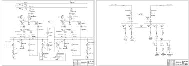 Курсовые и дипломные проекты по электроснабжению Чертежи РУ Курсовая работа колледж Электрооборудование и электроснабжение собственных нужд подстанции ГПП 1