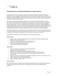 Process Integration Engineer Sample Resume Suiteblounge Com