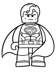 Lego Coloring Pages Super Heroes Coloring Pages Coloring Pages