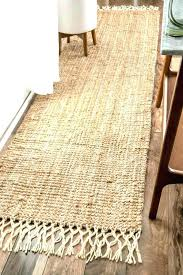 jute runner rug rugs large size of coffee carpet runners by the foot home depot ikea