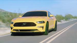 2018 ford job 1. plain job 2018 ford mustang gt orange fury with performance pack in ford job 1 i