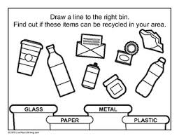 Free recycle coloring page printable. Recycling Coloring Page By Youthstrong Teachers Pay Teachers