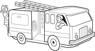 Small Picture Firefighter Coloring Pages Fireman Hat Coloring Page Eassumecom