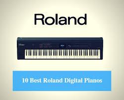 Digital Piano Comparison Chart 10 Best Roland Digital Piano Reviews 2019 Best Roland