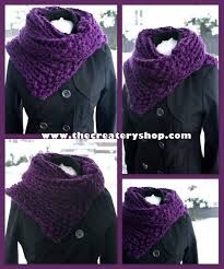 Easy Cowl Knitting Pattern With Straight Needles