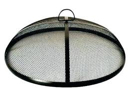 fire pit screens replacement fire pit screen outdoor fireplace screens custom outdoor fire pit screens round