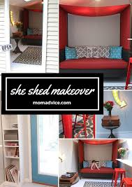 convert shed to office. She-shed-makeover Convert Shed To Office