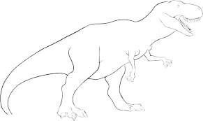 Printable Dinosaurs Coloring Pages Dinosaur Coloring Pages Printable