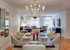 living room dining room combo. Exellent Living Simple Amy Elbaum Horatio Street Jpgrendhgtvcom At Living Room Intended Dining Combo I