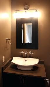 small powder room vanity ideas cabinet modern buddymantrame
