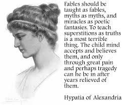 Hypatia Famous Quotes