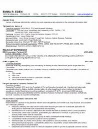 Administrator Resume Engineer Release Sample - Tattica.info