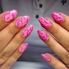Pink Nail Art Design 23 Sharpie Nail Art Designs For This Spring Pretty Designs