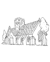 Small Picture Church 30 Buildings and Architecture Printable coloring pages