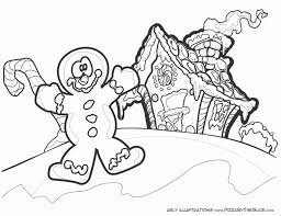 Small Picture Coloring Pages Coloring Pages Of Gingerbread Man Story Coloring
