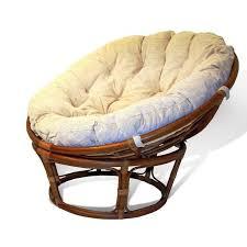 Bamboo Papasan Chair