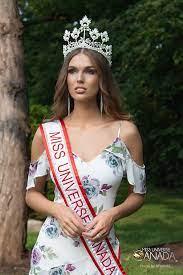 Congratulations to martha stepien, miss universe canada 2018. Marta Stepien Miss Universe Canada 2018 Miss Universe Canada
