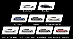 2012 Lexus Color Chart 2013 Lexus Ls Preview Lexus Enthusiast