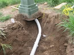 installing new electrical service electrical service conduit
