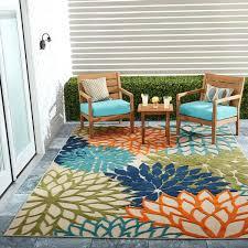 10x10 outdoor rug aloha fl indoor outdoor rug x