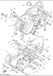 2002 yamaha yz250 yz250p crankcase parts best oem crankcase on plymouth engine diagram for schematic search