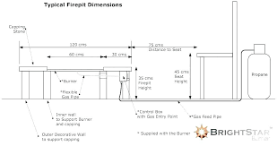 Gas Cylinder Size Chart Propane Tank Dimensions Uk Lb Thienhoang Info