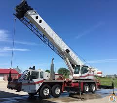 60 Ton Grove Truck Crane Load Chart 1998 Linkbelt Htc 8660 60 Ton Hydraulic Truck Craneslist