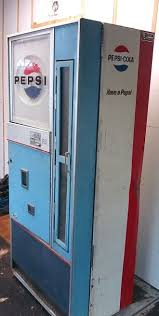 Small Pepsi Vending Machine Gorgeous Pepsi Vending Machine Collectors Weekly