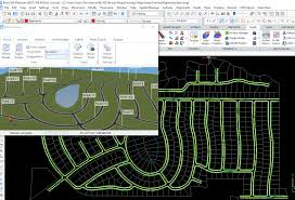 Residential Layout Design Software Subdivision Design In 10 Minutes Or Less Bricsys Cad Blog