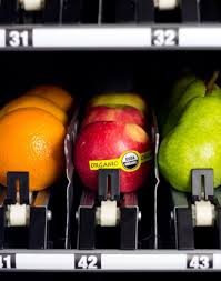 "Smart Snacks Vending Machines Custom HUMAN Healthy Vending Aligns With USDA To Provide ""Smart Snacks In"