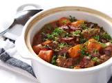 beef and bacon casserole